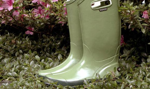 Bogs støvler